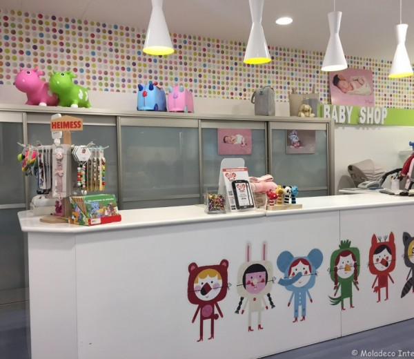 Baby Shop by Moladeco Interiorismo